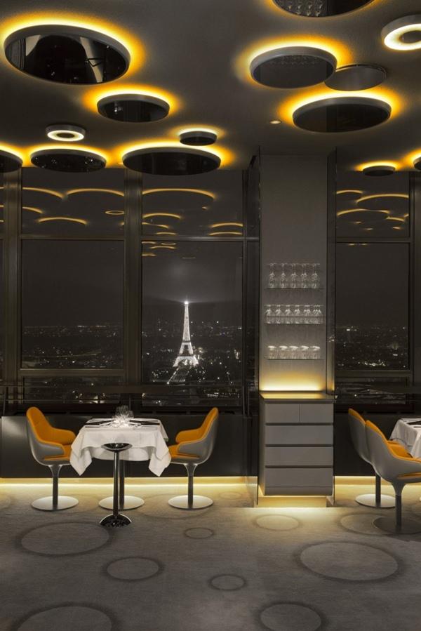 restaurante ciel de paris tempo da delicadeza. Black Bedroom Furniture Sets. Home Design Ideas