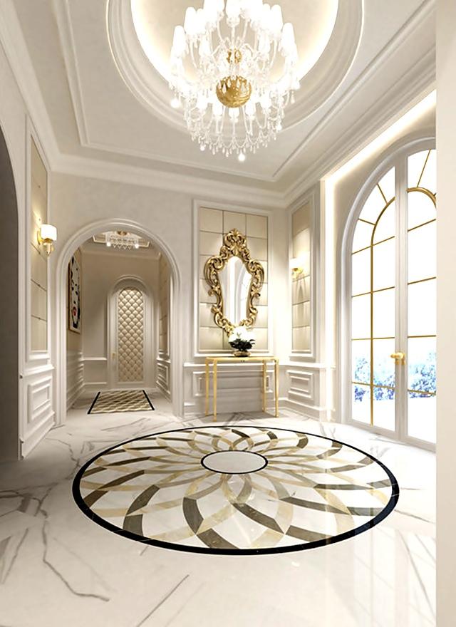 Design E Luxo Em Dubai Tempo Da Delicadeza