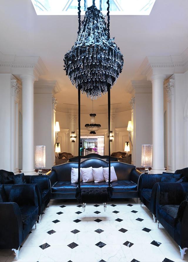 Designer de hotéis – Alvin Grassi