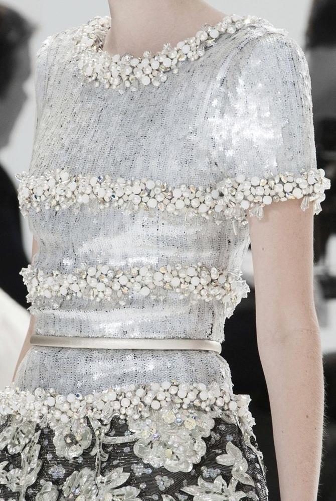 Chanel haute couture fall tempo da delicadeza