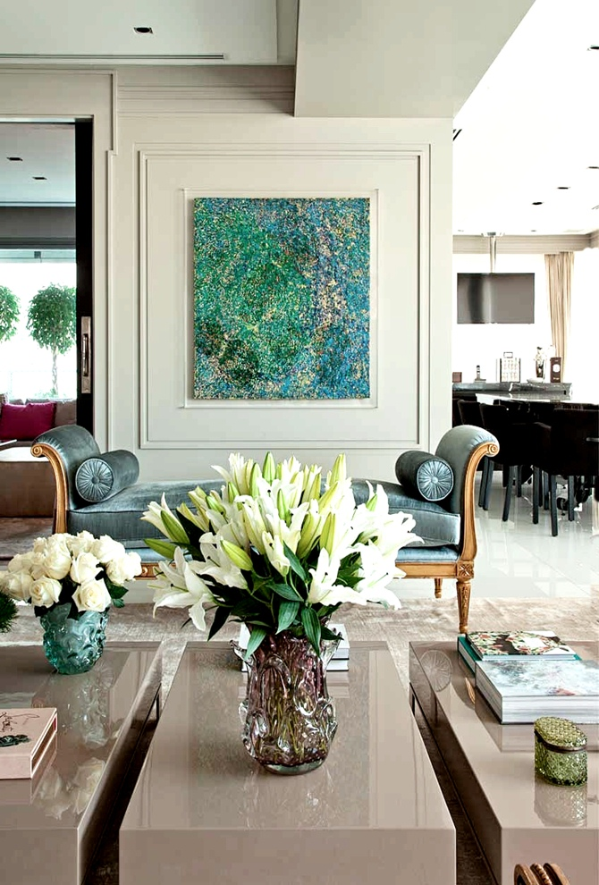 Zize Zink – Conheça seus elegantes espaços