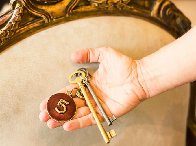 Coco Chanel Apartment - Tempo da Delicadeza