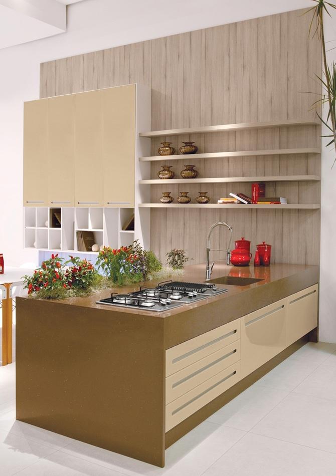 Cozinhas com pé-direito alto - Tempo da Delicadeza