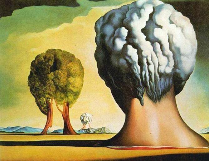 Salvador Dalí   Tempo da Delicadeza
