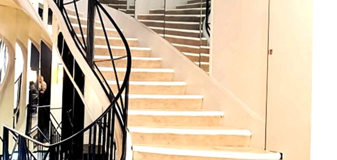 O apartamento de Coco Chanel