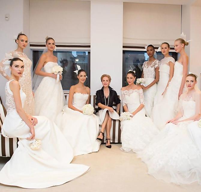 CH bridal fall 2015 | Tempo da Delicadeza
