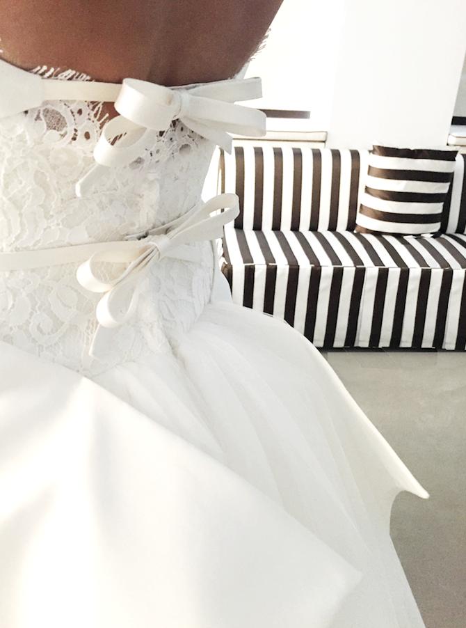 Carolina Herrera lança coleção bridal fall 2015