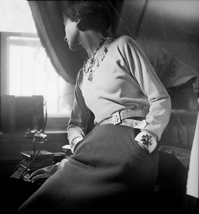 Coco Chanel's Apartment - Tempo da Delicadeza