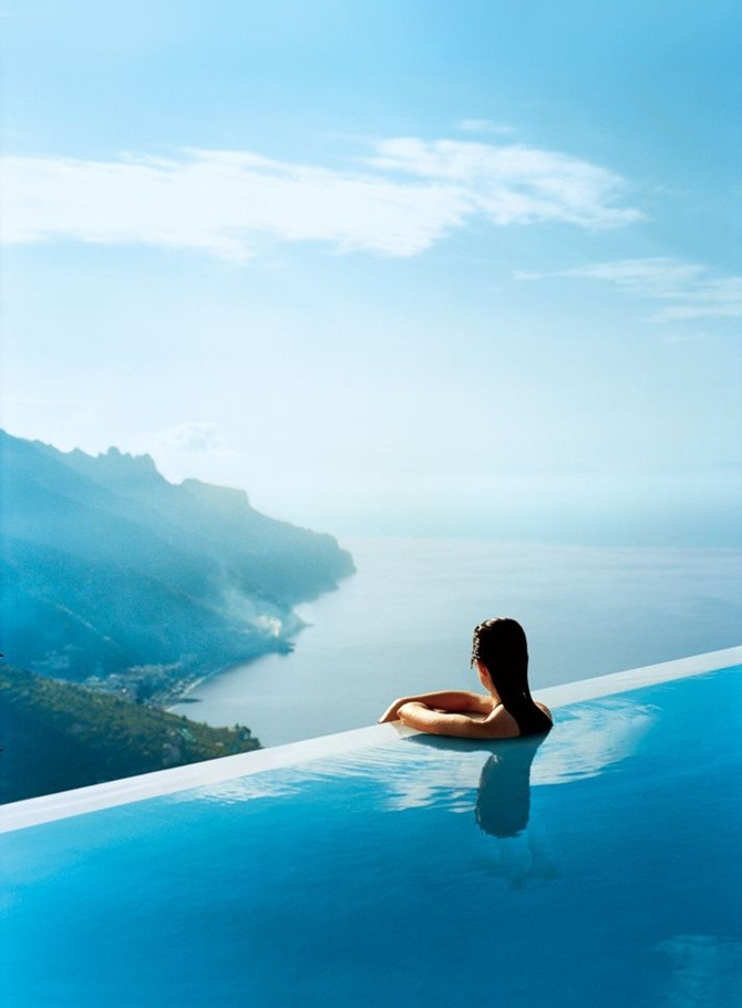 The most beautiful pools of the world | Tempo da Delicadeza