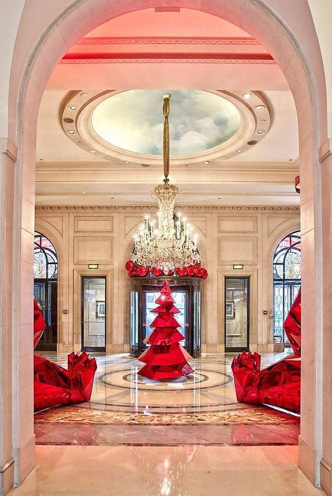 Hotel George V | Tempo da Delicadeza