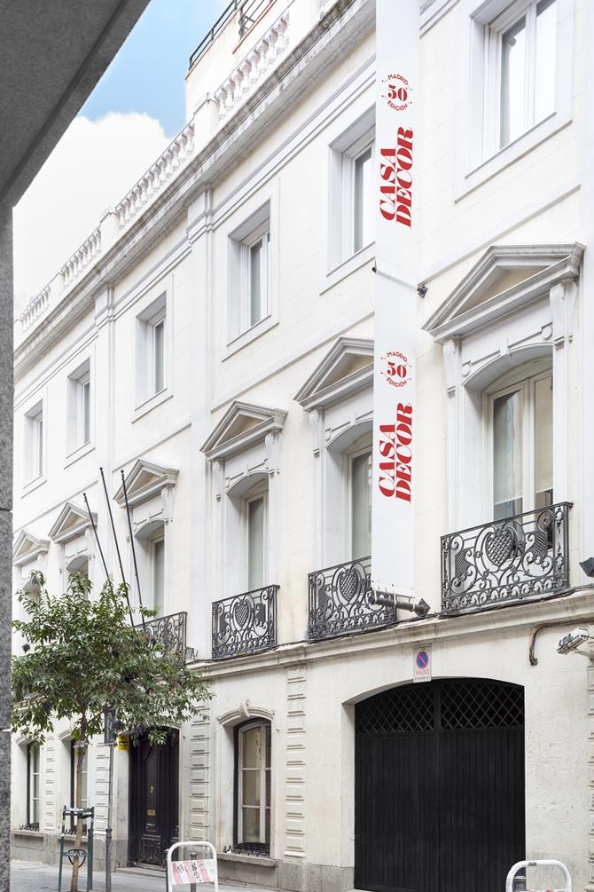 50ª Edição Casa Decor Madrid | Tempo da Delicadeza