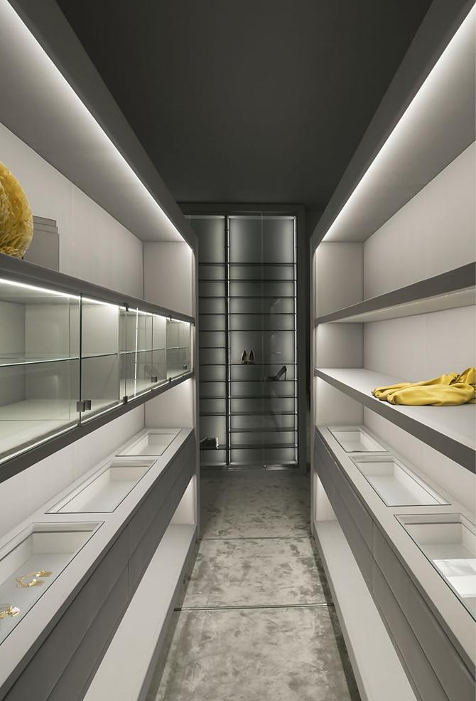 Casa Decor Madrid |Sara Folch | Closet | Tempo da Delicadeza