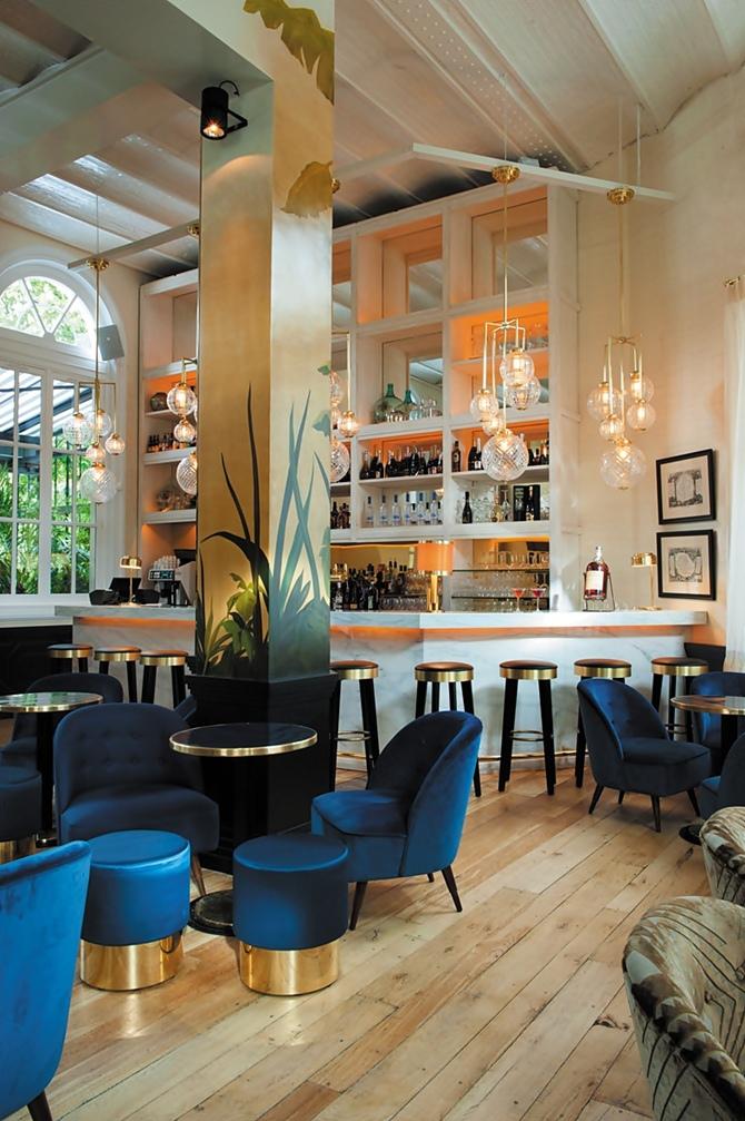Restaurante La Gare por Laura Gonzalez