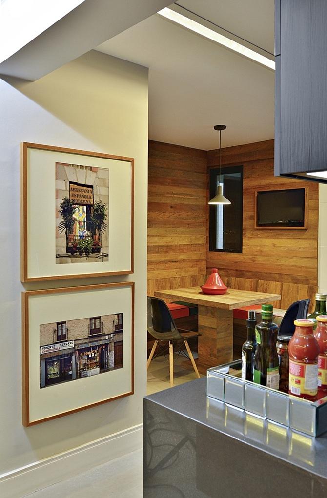 Arquiteto cria cozinha moderna em Salvador