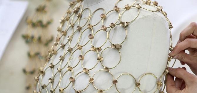 Dior apresenta coleção de alta costura, outono inverno 2016