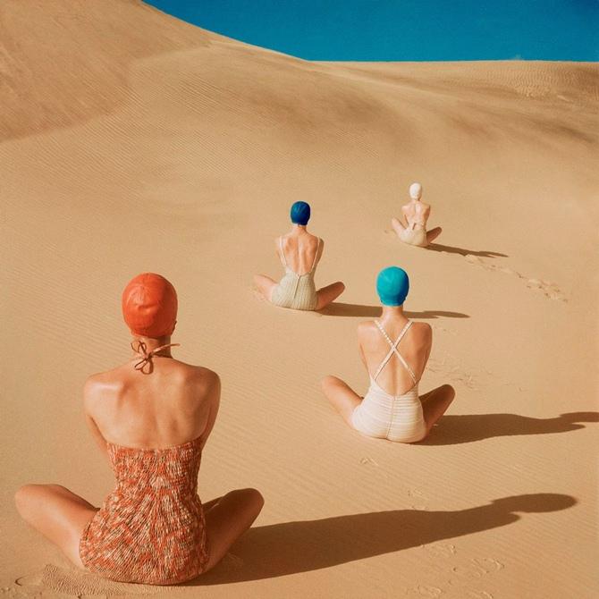 Vogue like a Painting | Tempo da Delicadeza