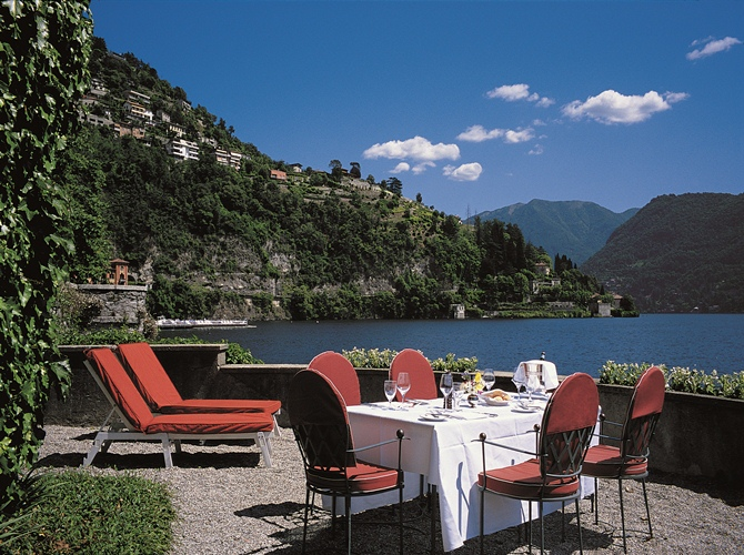 Villa d'Este - Villa Cima - Lake Como - Tempo da Delicadeza