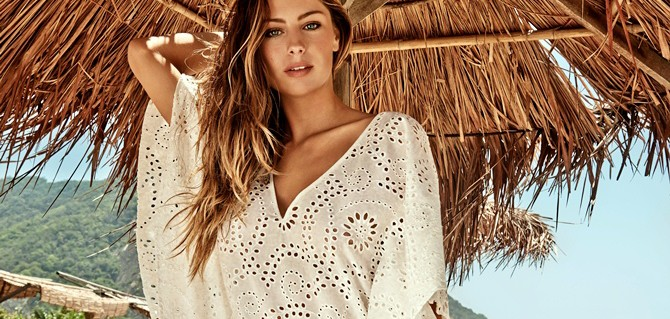 Verão combina com Resort Wear