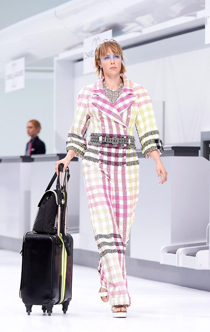 Chanel Spring-Summer 2016 | Tempo da Delicadeza