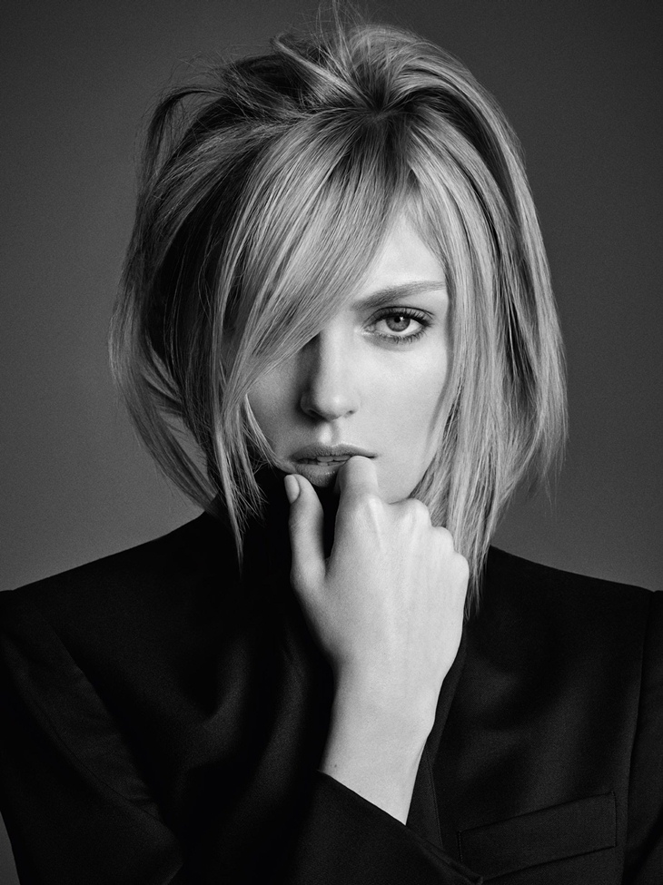 Anja Rubik the new face of Kérastase