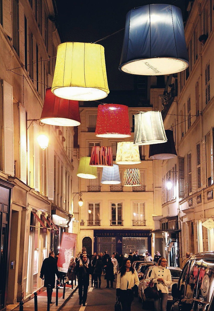 Paris Déco Off 2016 - Tempo da Delicadeza