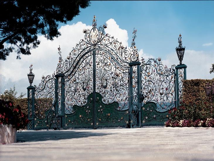 Iron Gate by Ferronnerie Bétemps
