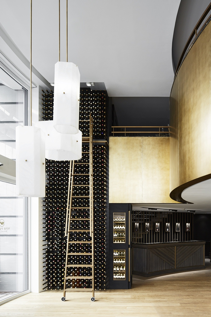 The Wine Palace by Humbert & Poyet.