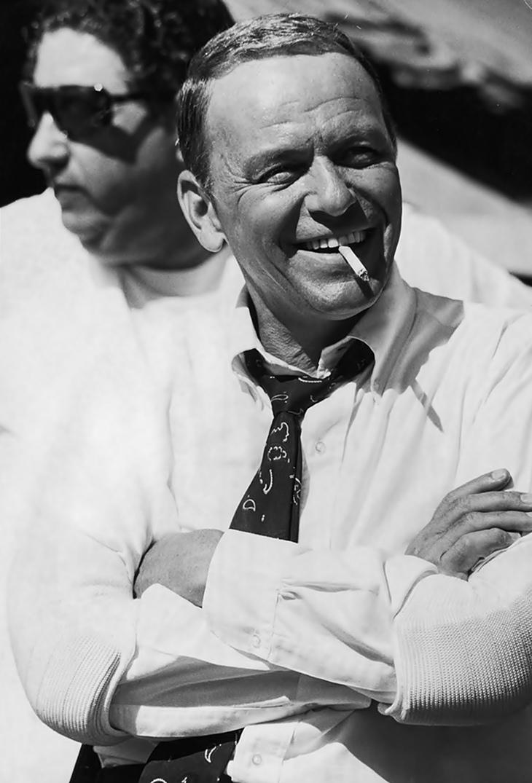 Frank Sinatra byTerry O'Neill