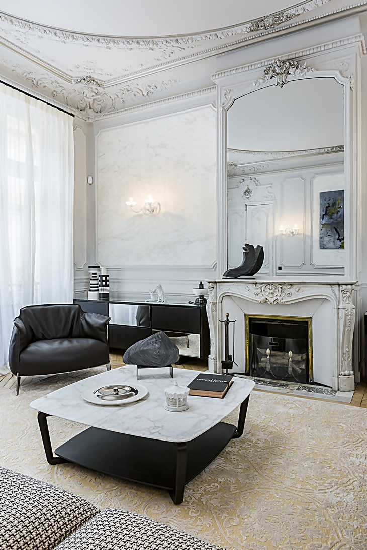 Apartmento em Paris by Gérard Faivre