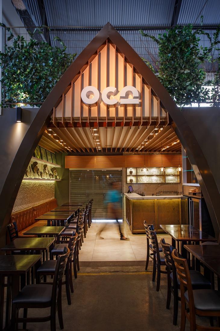 Conheça o OCA Restô Bar
