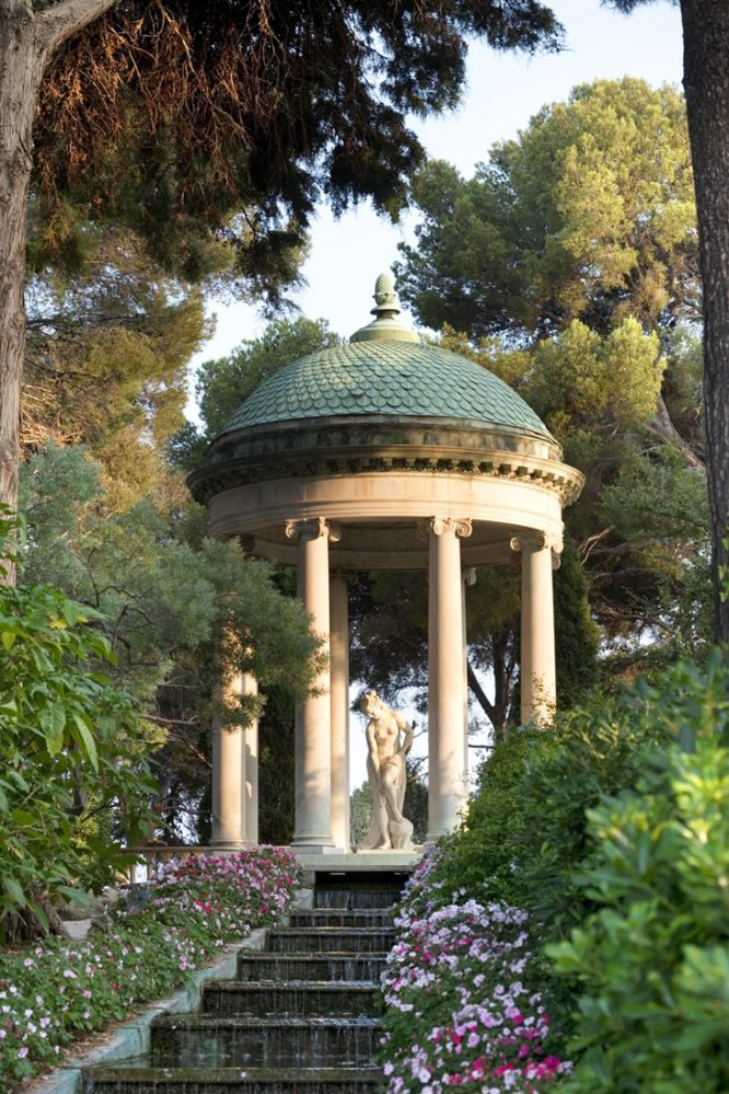 Os Jardins da Villa Ephrussi de Rothschild