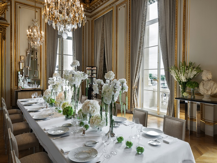 Hôtel de Crillon - Paris