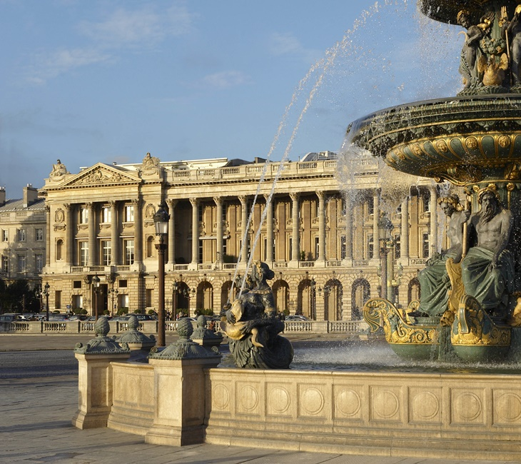 Hôtel de Crillon reabre em Paris