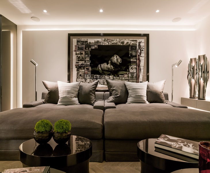 Kelly Hoppen's House