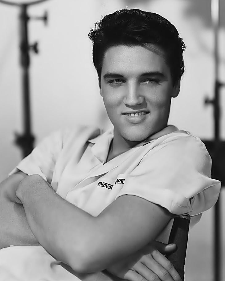 40 anos sem Elvis Presley
