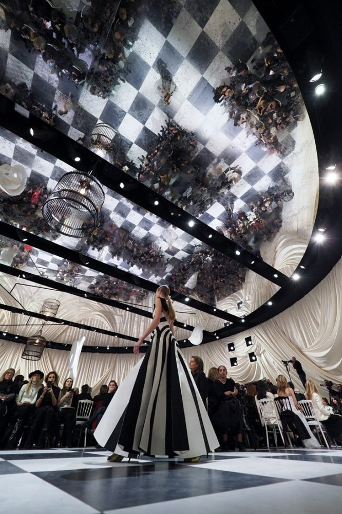 Dior – Haute Couture Surrealista