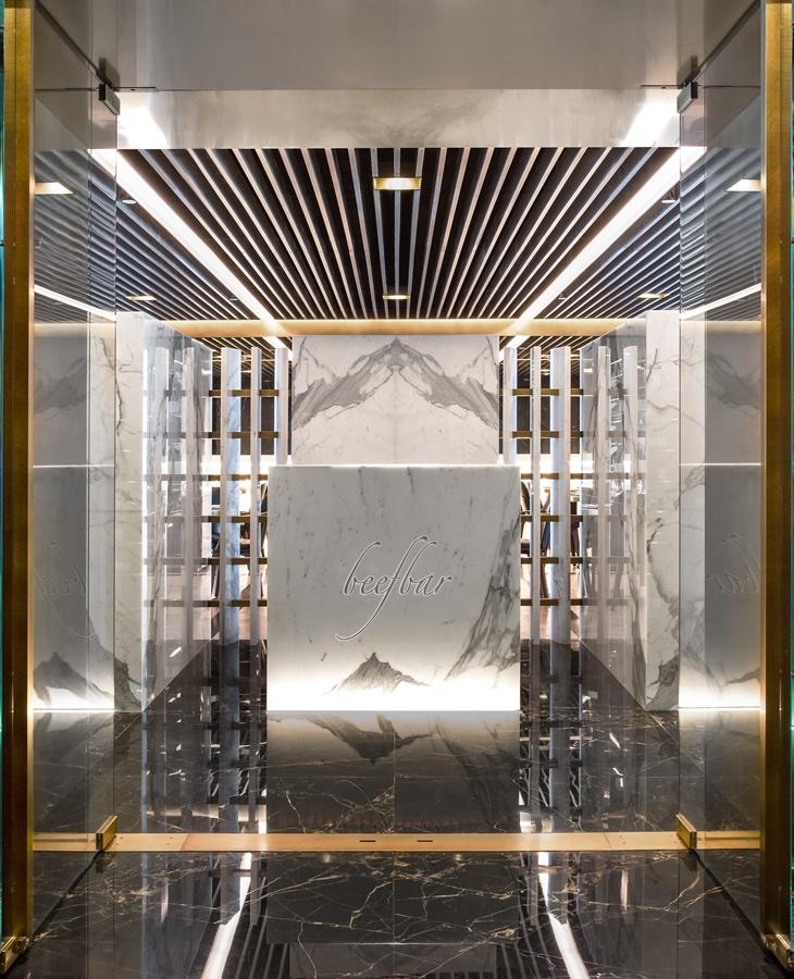 Restaurantes projetados por Humbert & Poyet