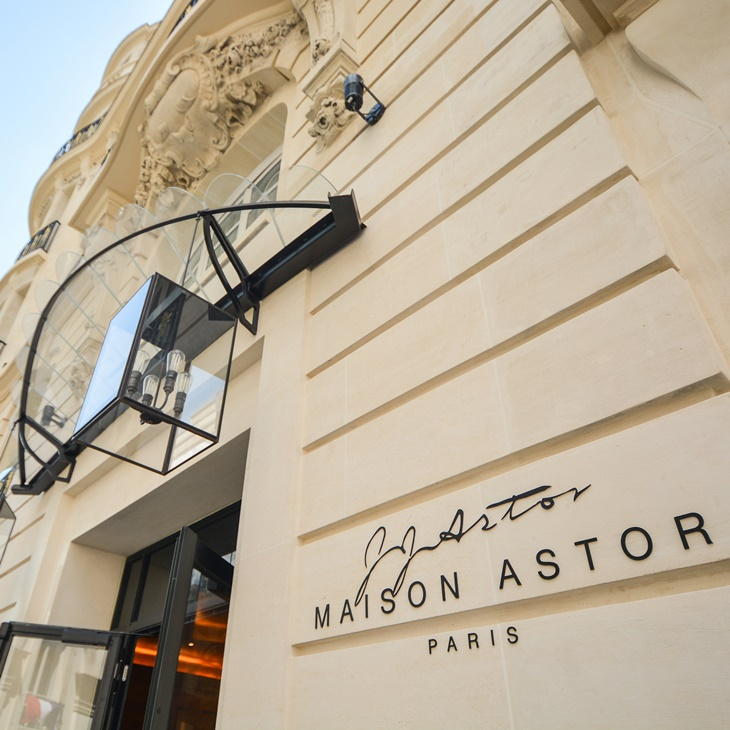 Maison Astor Paris by Studio MHNA