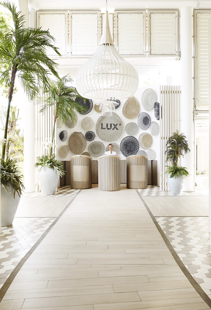 The LUX* Grand Gaube by Kelly Hoppen