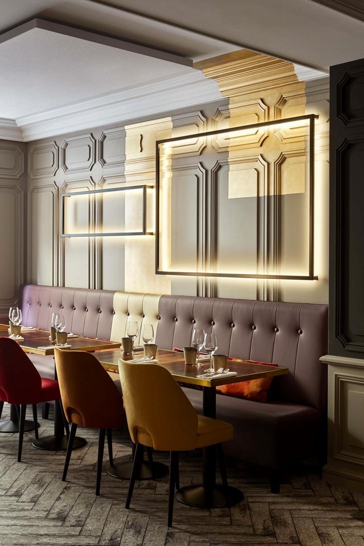 Restaurante Caïus by Studio MHNA