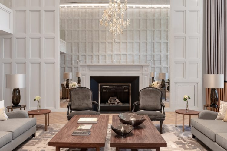 The Royal Champagne Hotel & Spa by Sybille de Margerie